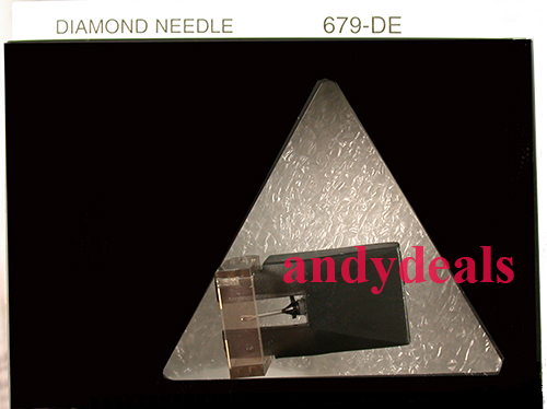NEW STYLUS FOR GS22E AUDIO TECHNICA AT51E ATN51 NEEDLE ND-144G  210-DE 210-D7