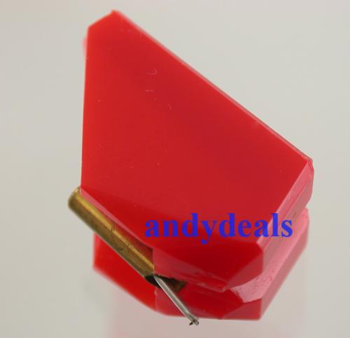 EVG PM2855D YELLOW  STYLUS NEEDLE FOR TECHNICS EPS-202 EPS-23 EPS-24 25  718-D7